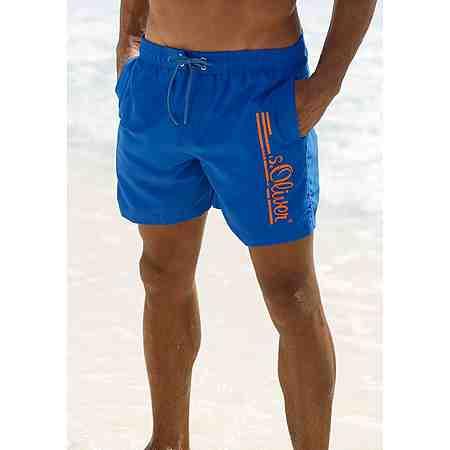 Badeshorts, s.Oliver RED LABEL Beachwear