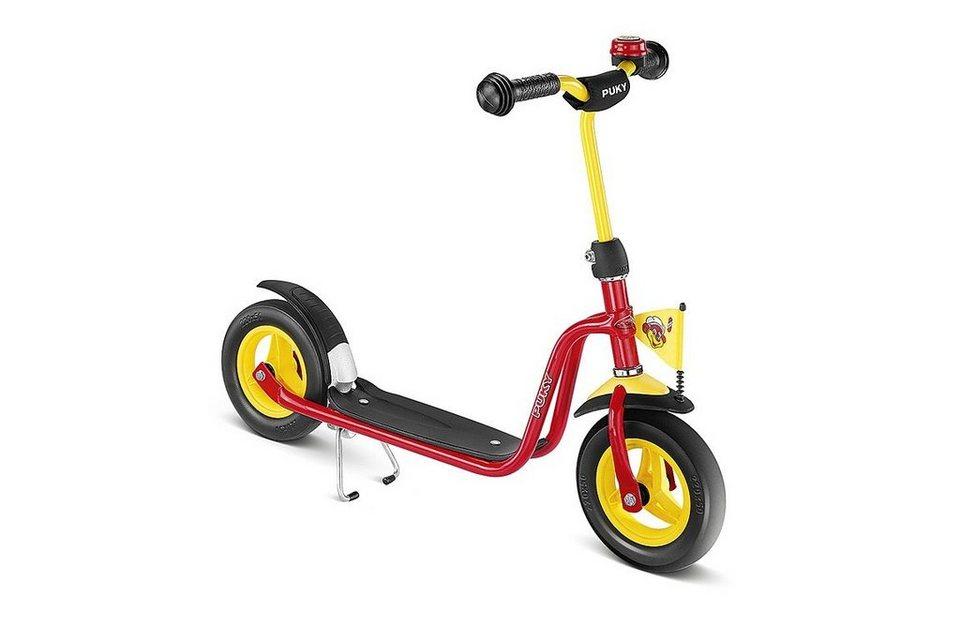 Puky Kinderfahrzeug »R03 Ballonroller rot« in rot