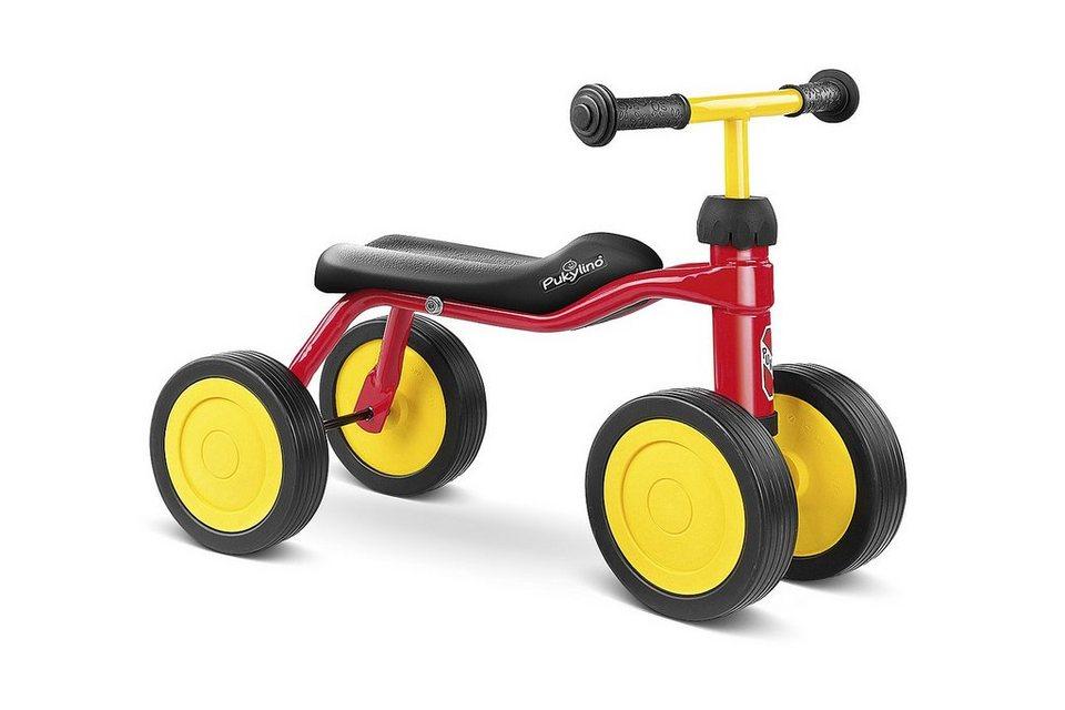 Puky Kinderfahrzeug »lino rot« in rot