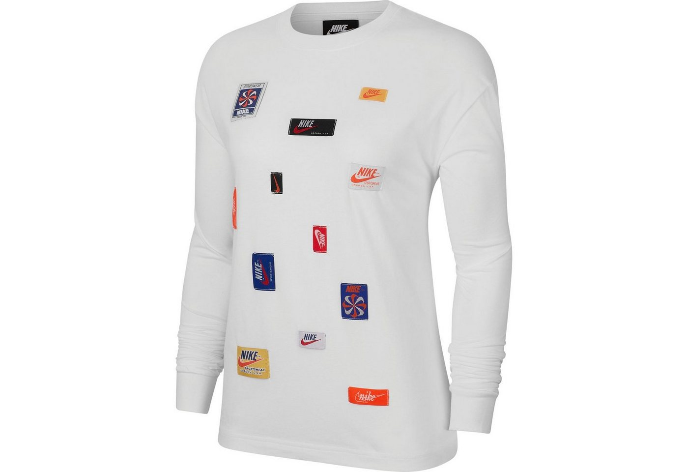 nike sportswear -  Langarmshirt »NSW Air Icon Clash«