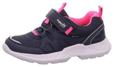 Superfit »RUSH mit WMS Schuhweiten Mess System« Sneaker mit Gummizug und Klettverschluss