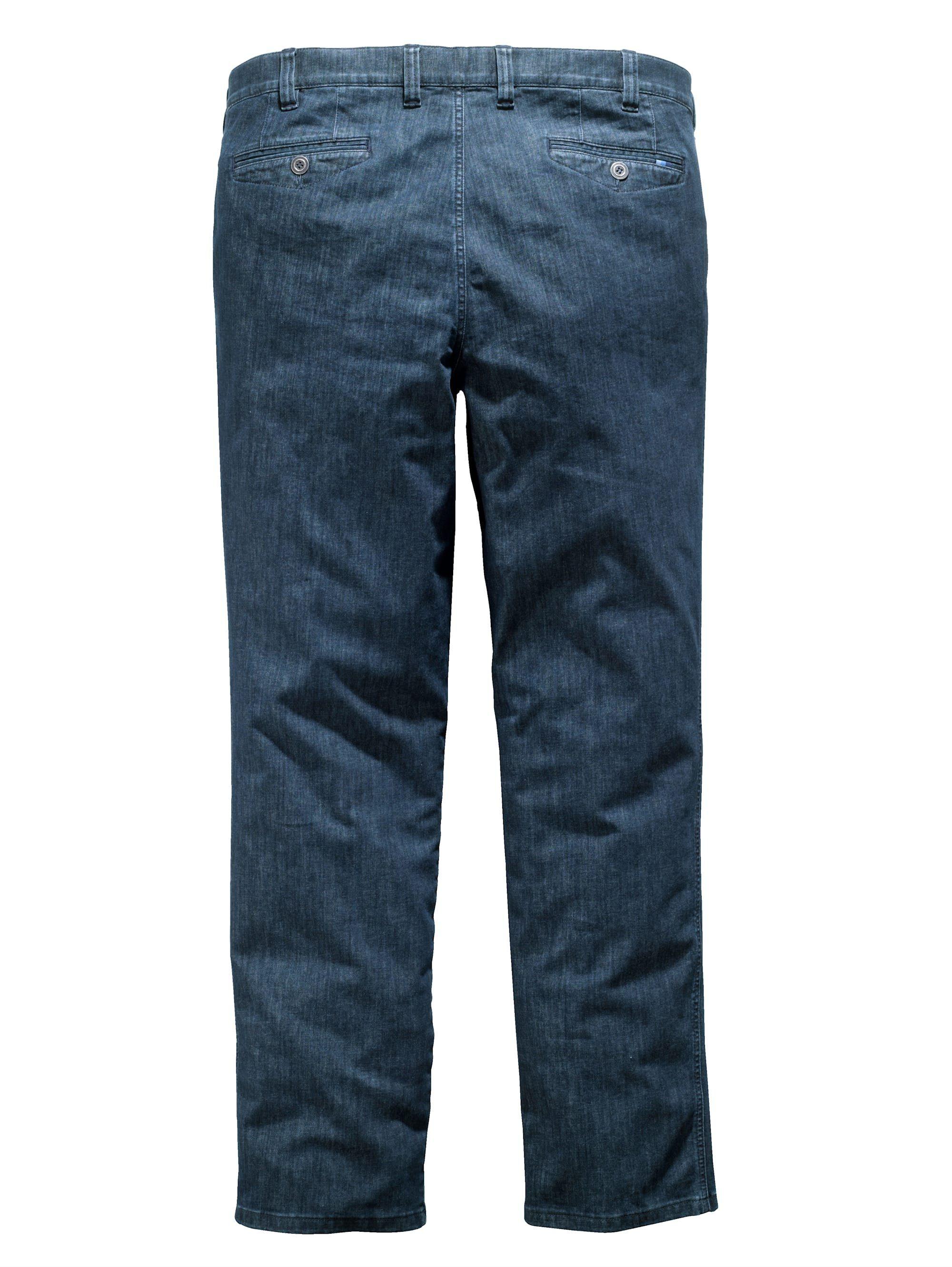 Men Plus by Happy Size Jeans in Stretch-Qualität kLZTGV