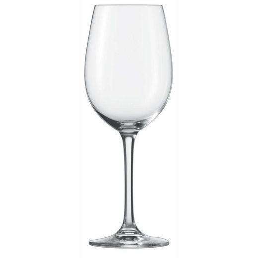 SCHOTT-ZWIESEL Gläser-Set »Classico Wasserkelch 1 6er Set«, Glas