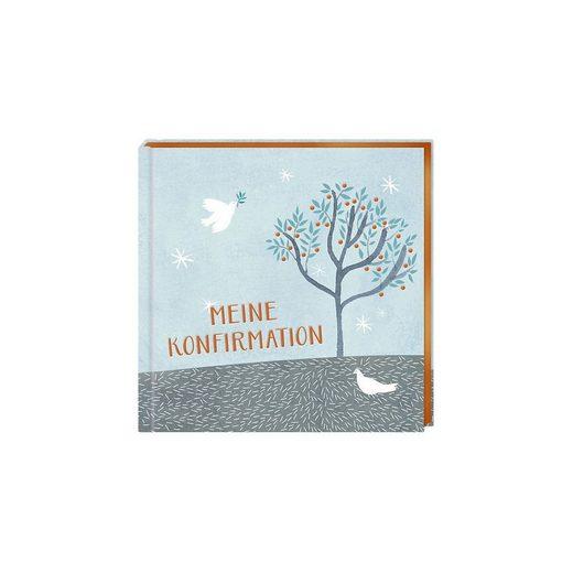 Coppenrath Album »Meine Konfirmation, kleines Eintragalbum«