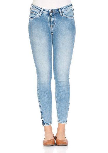 Lee® Skinny-fit-Jeans »Scarlett Cropped« Jeans mit Stretchanteil