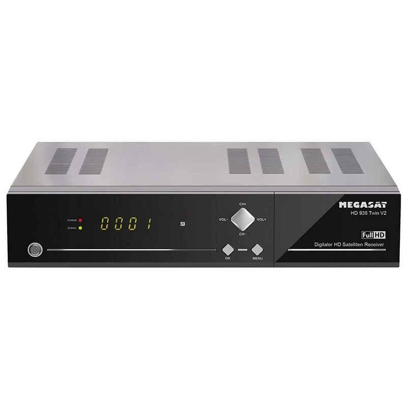 Megasat »HD 935 Twin V2 1TB HD Sat Receiver« SAT-Receiver