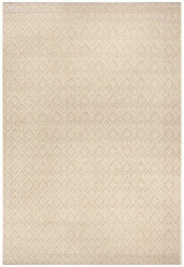 Teppich »Evie«, andas, rechteckig, Höhe 4 mm, In- und Outdoor geeignet, Wohnzimmer