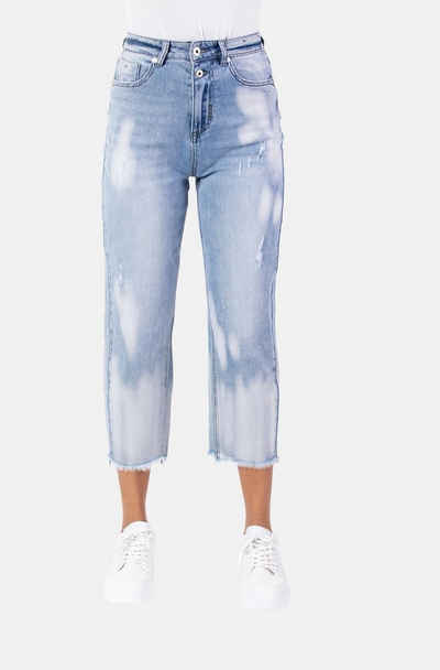 Blue Monkey High-waist-Jeans