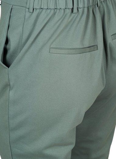 Zizzi Sporthose Damen Große Größen Maddison Hose Jogging Elegant Anzughose
