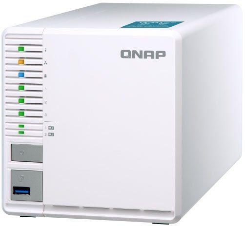 QNAP Turbo NAS TS-351-4G NAS-Server
