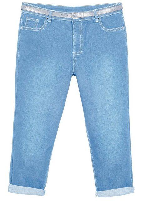 Hosen - Casual Looks Caprihose › blau  - Onlineshop OTTO