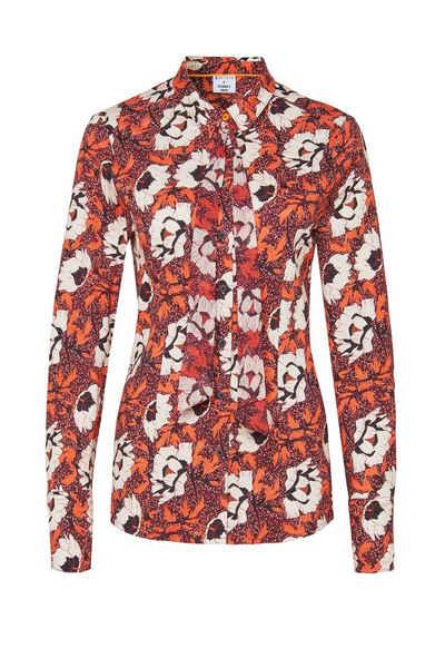 Desoto Shirtbluse »DESOTO Damen Bluse Pia langarm - Bügelfrei«