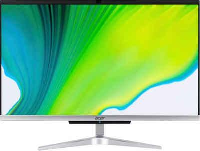Acer Aspire C24-420 All-in-One PC (23,8 Zoll AMD Ryzen 3 3250U, Radeon Graphics, 8 GB RAM, 1024 GB SSD)
