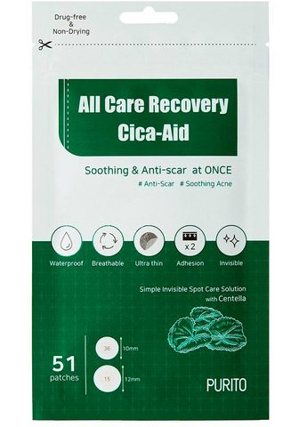Purito Gesichtspflege »All Care Recovery Cica...