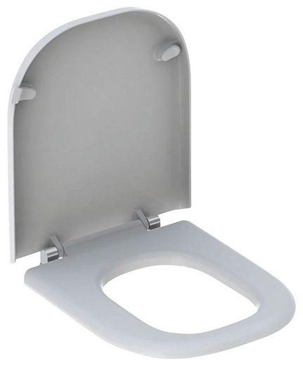 GEBERIT WC-Sitz »Renova Comfort«, weiß, barrierefrei