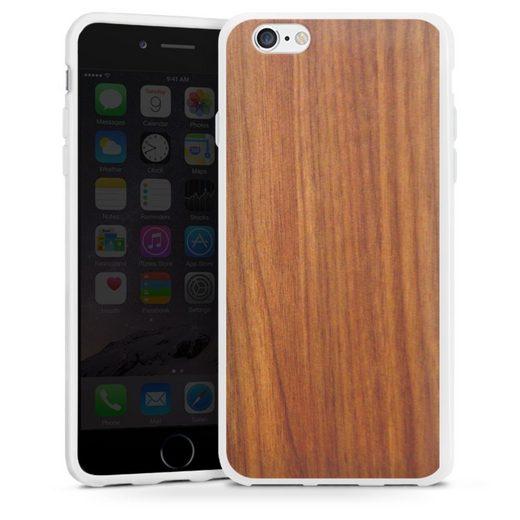 DeinDesign Handyhülle »Lärche« Apple iPhone 6, Hülle Holzoptik Lärche Holz