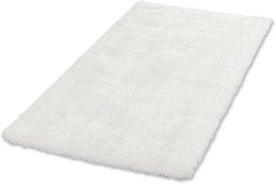 Hochflor-Teppich »Heaven«, SCHÖNER WOHNEN-Kollektion, rechteckig, Höhe 50 mm, besonders weich durch Microfaser, Wohnzimmer
