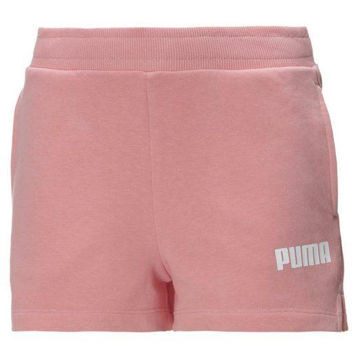 PUMA Shorts »Mädchen Frottee Sweatshorts«