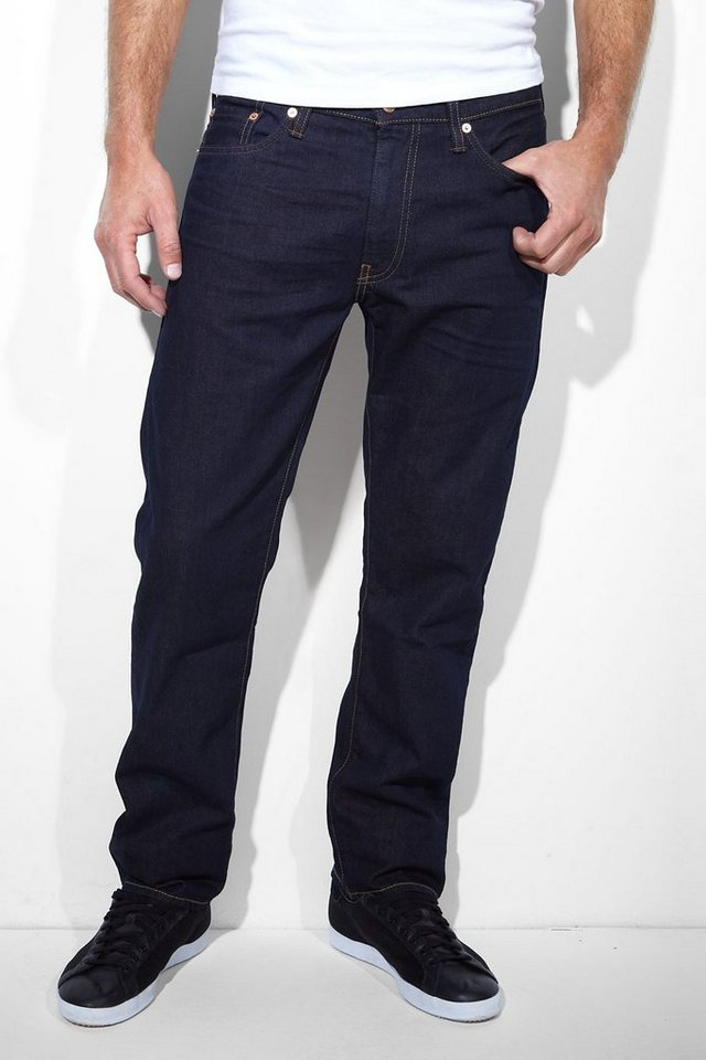 Levi's® Jeans »NEW REG STRAIGHT« in INKED