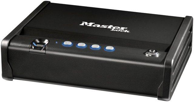 MASTER LOCK Elektroniktresor »Schnellzugangssicherheit«, mit biometrischen Fingerabdruck