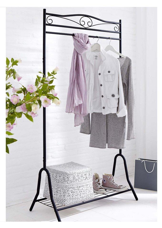Garderobe »Air« in schwarz