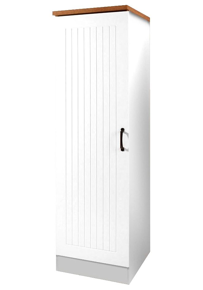 Seitenschrank, Held Möbel, »Athen« in Weiß-Weiß