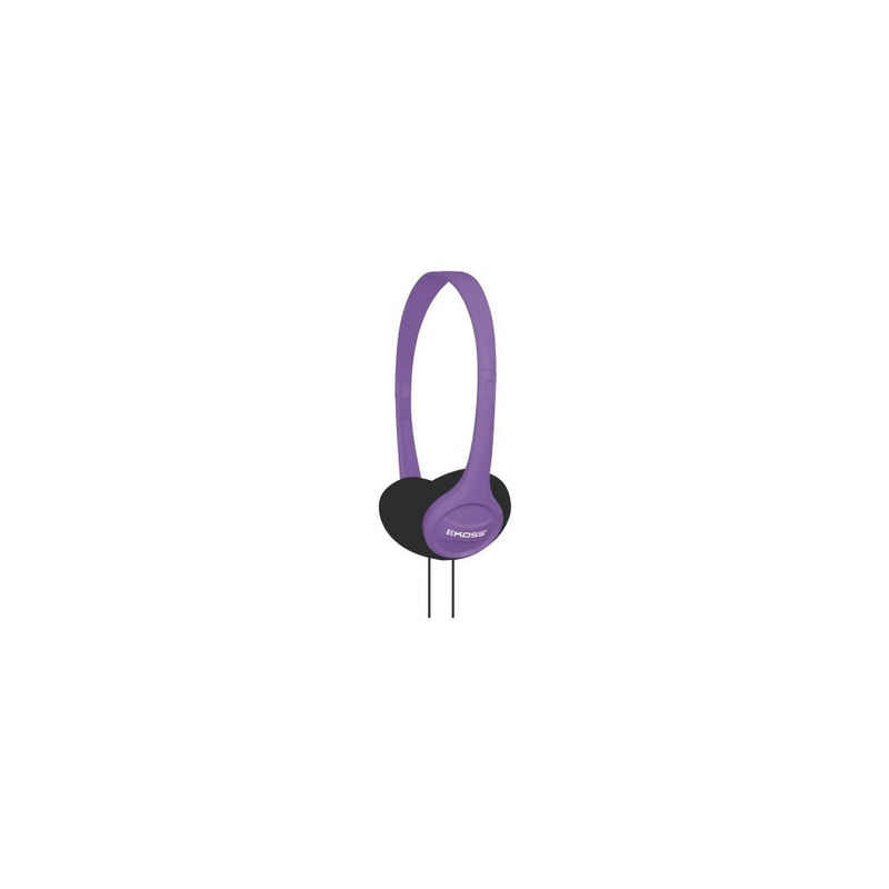 Koss »KPH7v - violet« On-Ear-Kopfhörer