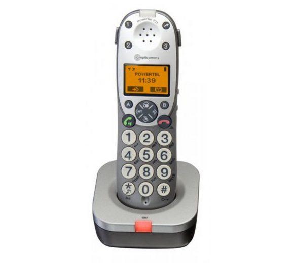 Audioline Mobilteil »amplicomms PowerTel 701«