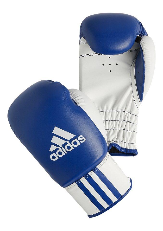 Kinder-Boxhandschuhe, adidas Performance, »ROOKIE-2«, in 2 Größen lieferbar in blau