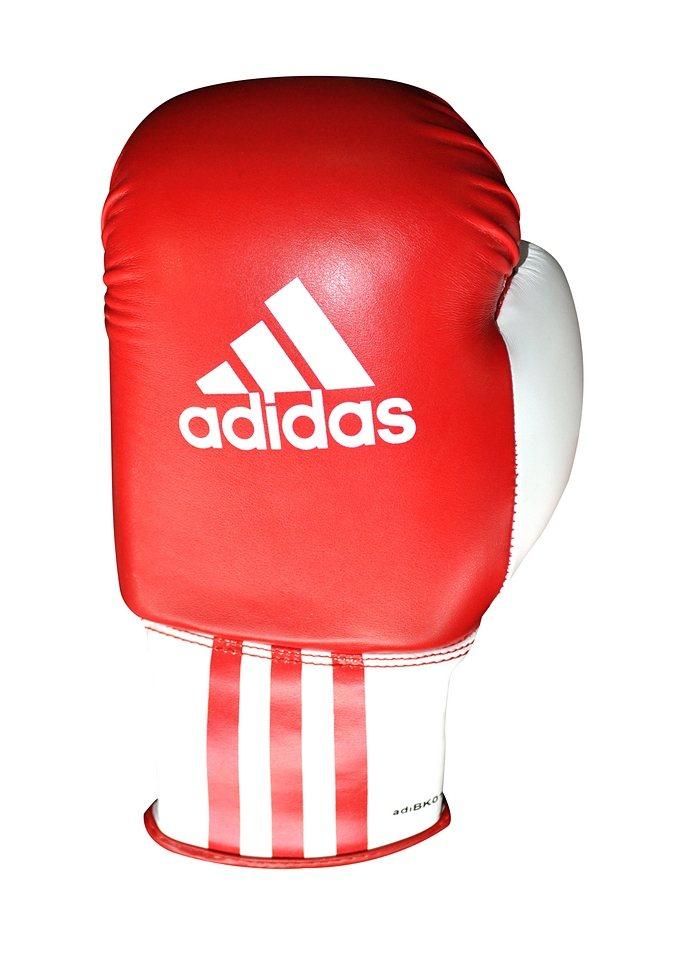 Boxhandschuhe, Adidas Performance, »ROOKIE-2«, in 2 Größen lieferbar in rot