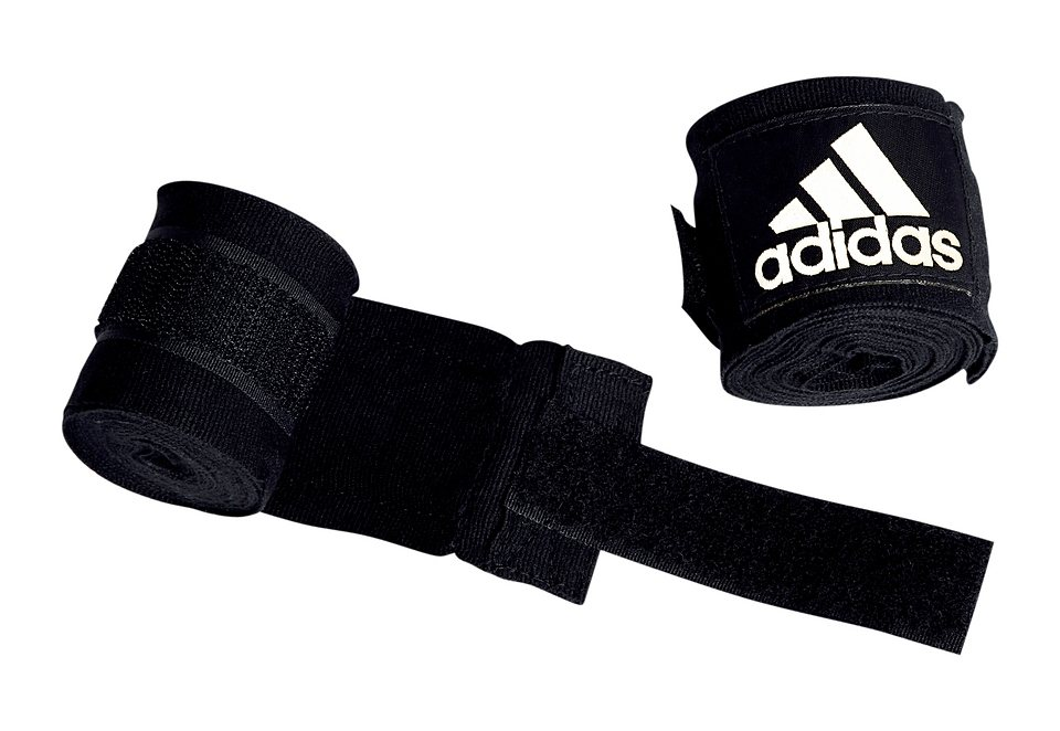 Bandage, adidas Performance, »BOXING CREPE« in schwarz