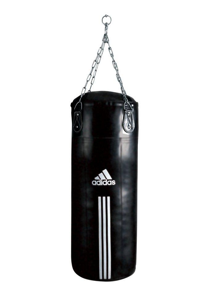 Boxsack, Adidas Performance, »PU Training Bag« in schwarz
