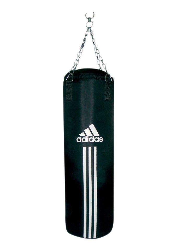 Boxsack, Adidas Performance, »Canvas Type«, in 2 Größen lieferbar in schwarz