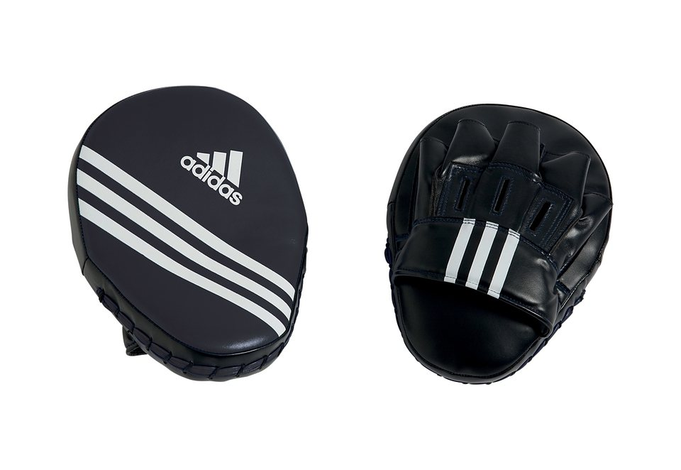 Sparring-Boxhandschuh, Adidas Performance, »Economy« in schwarz