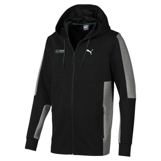 PUMA Sweater »Mercedes AMG Petronas Motorsport Herren Sweatjacke«