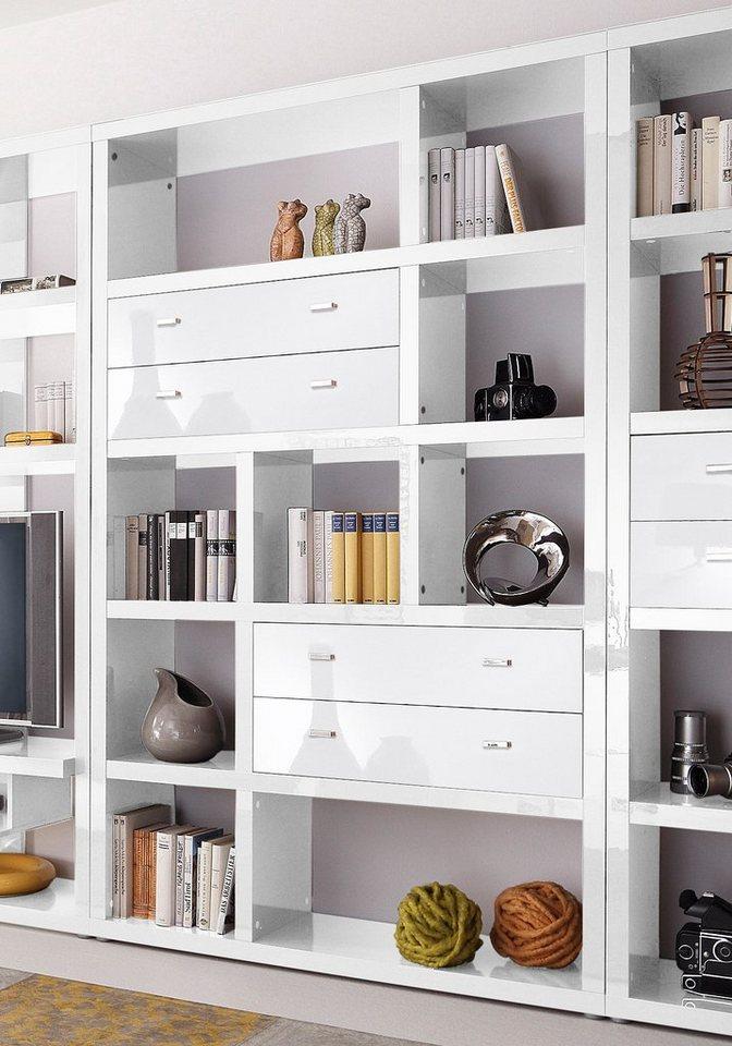 regal space hmw m bel breite 123 cm kaufen otto. Black Bedroom Furniture Sets. Home Design Ideas