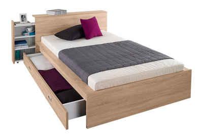 140 cm bett 2 personen, bett 140x200 cm kaufen » bettgestell & doppelbett | otto, Design ideen