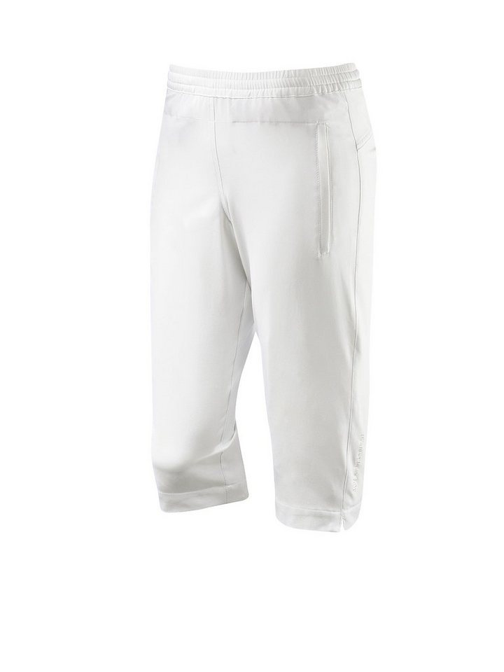 JOY sportswear Caprihose »SUZY« in white