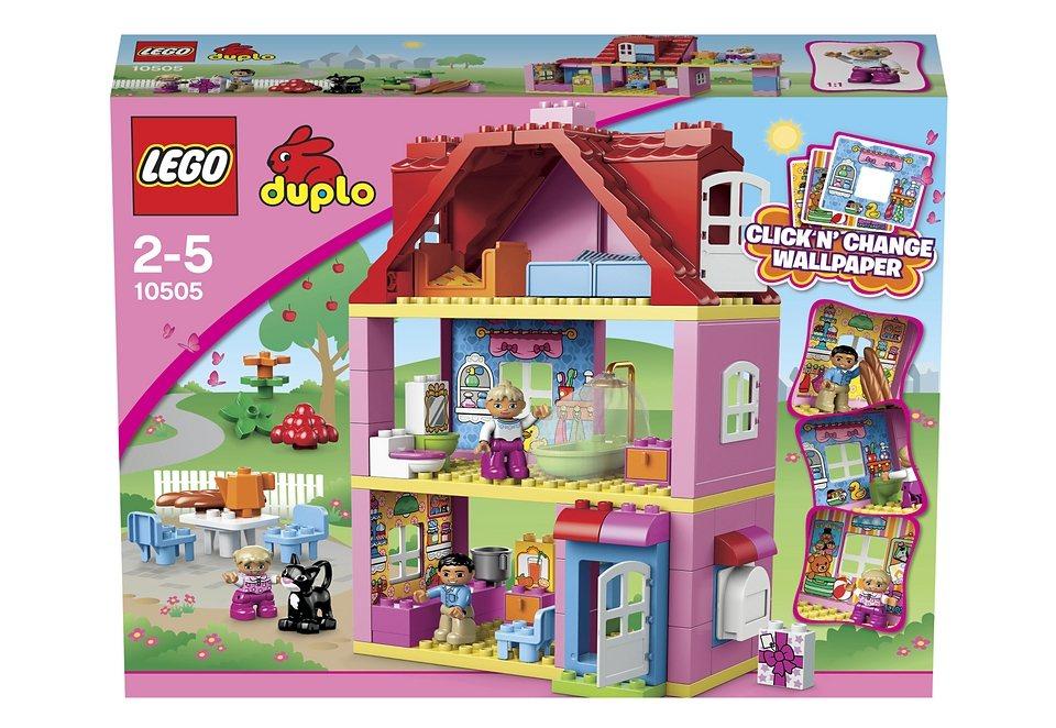Familienhaus (10505), LEGO® DUPLO® in rosa
