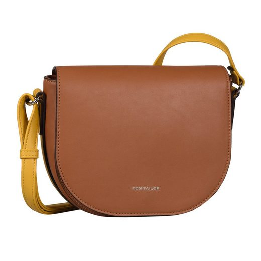 TOM TAILOR Mini Bag »Mette«, mit schickem Kontrastbesatz