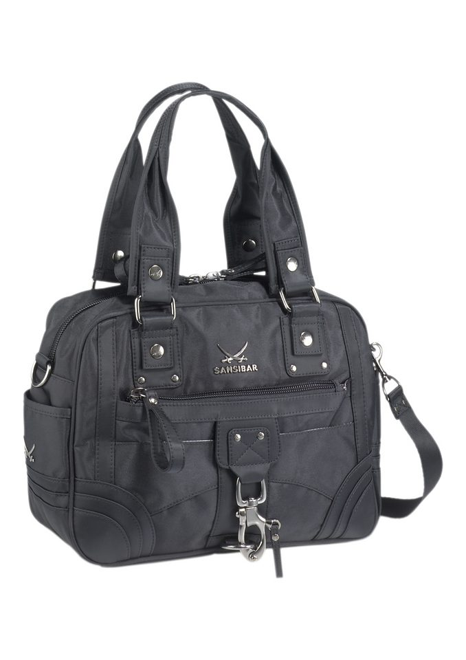 Sansibar Handtasche mit Umhängeriemen
