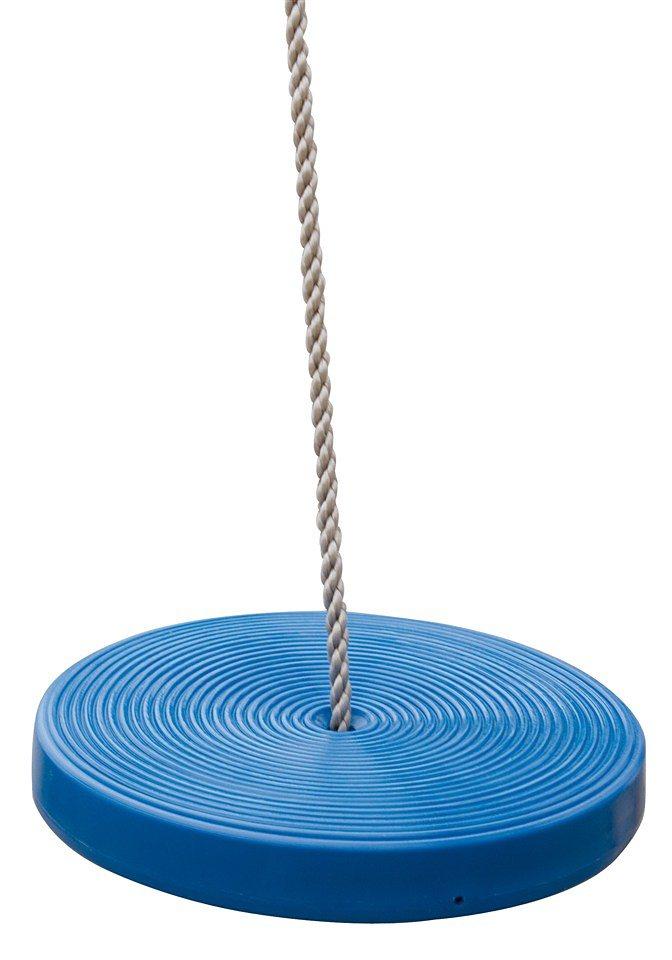 Karibu Schaukelscheibe blau, 28 cm Durchmesser