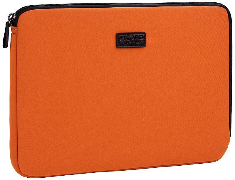 Picard Matrix Laptopsleeve in innen: Azur