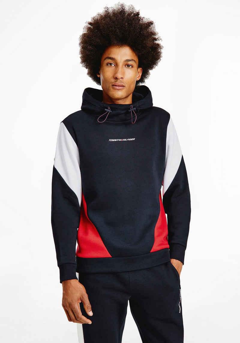Tommy Hilfiger Sport Kapuzensweatshirt »BLOCKED SEASONAL HOODY«
