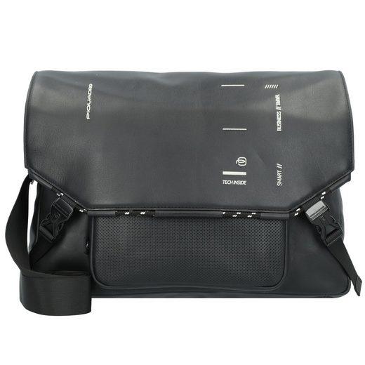 Piquadro Messenger Bag »Kyoto«, Leder