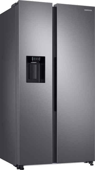 Samsung Side-by-Side RS6GA8821S9, 178 cm hoch, 91,2 cm breit