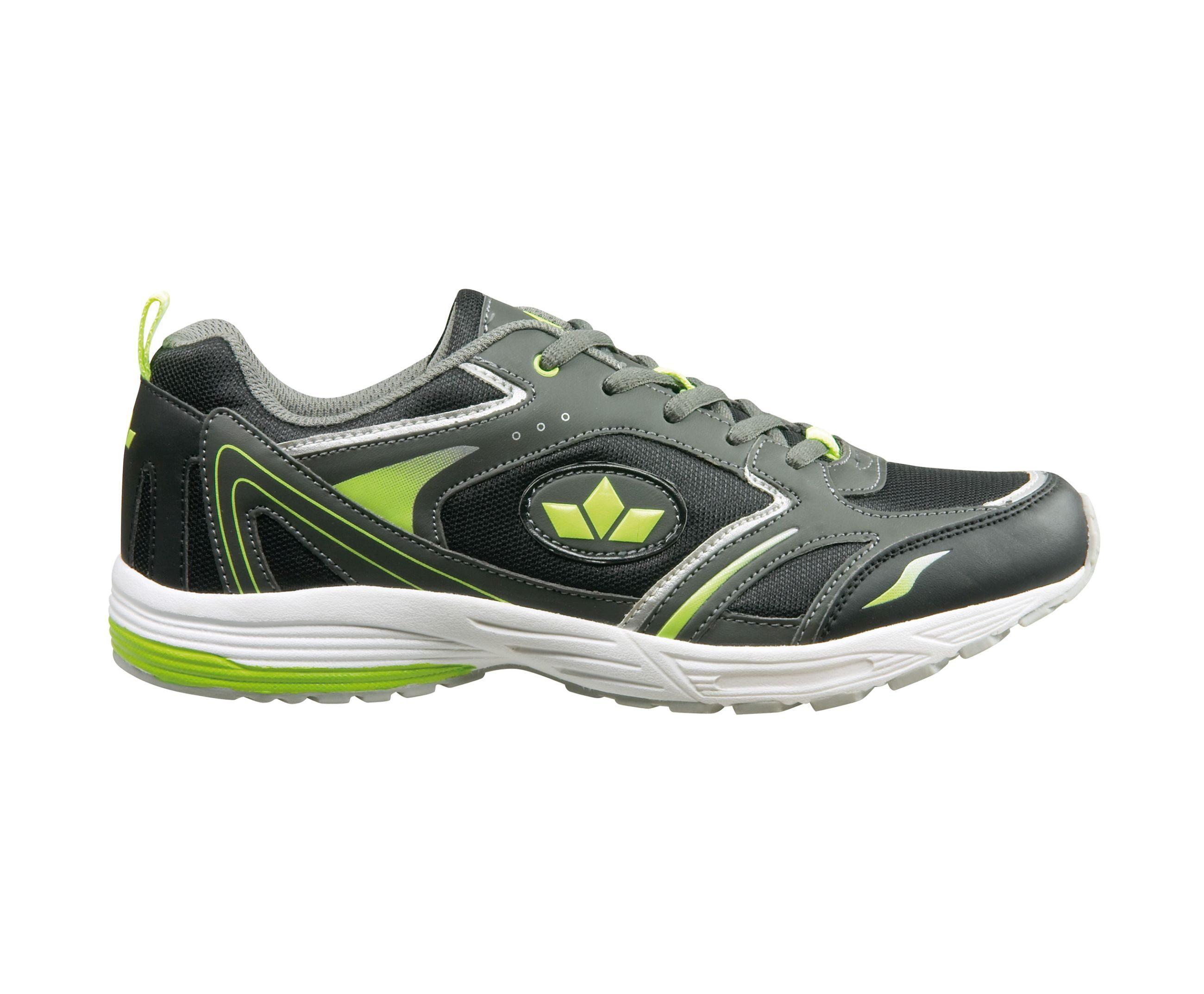 LICO Joggingschuh und Laufschuh in Gr 48 bis 50 zum Schnüren MARVIN online kaufen  ANTHRAZIT#ft5_slash#SCHWARZ#ft5_slash#LEMON