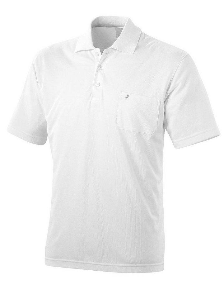JOY sportswear Polo »ALONZO« in white