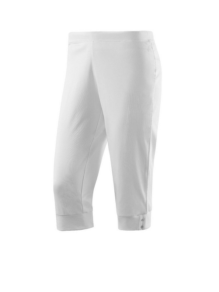JOY sportswear Caprihose »NICOLE« in white
