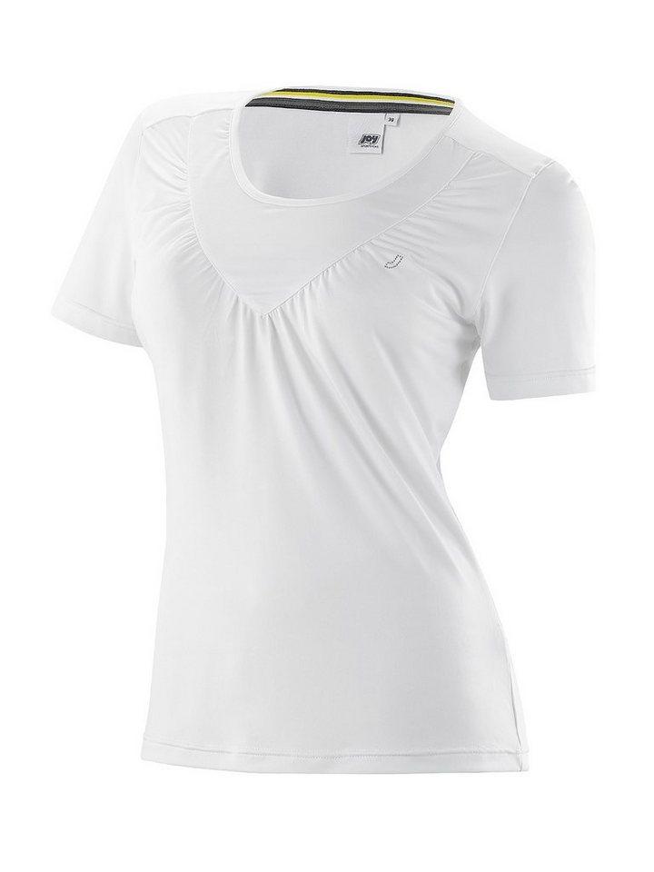 JOY sportswear T-Shirt »ASSINA« in white